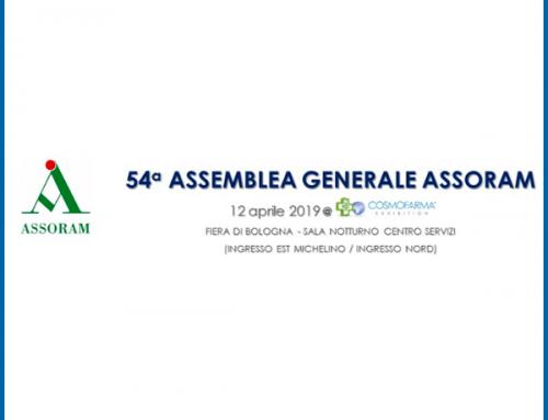 Aprile 2019 – 54° Assemblea generale ASSORAM