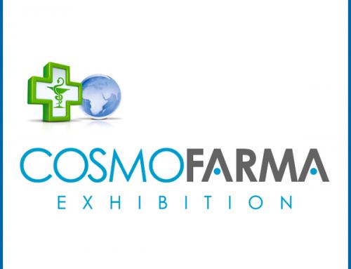 Aprile 2019 – Cored in visita al Cosmofarma Exhibition